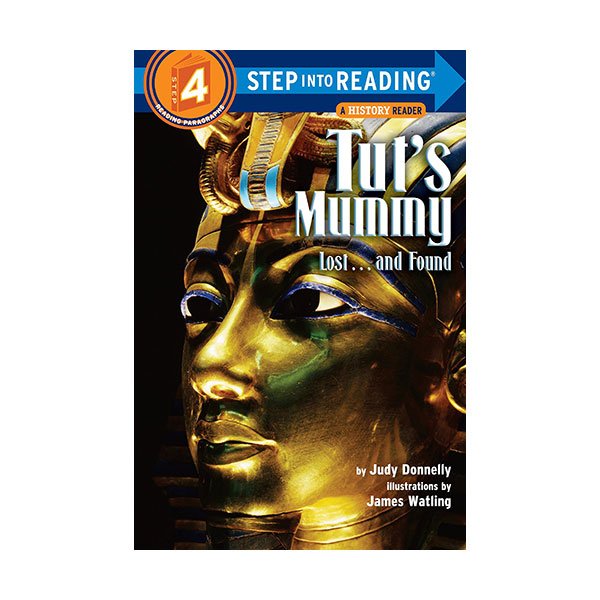 RL 3.1 : Step Into Reading 4 : Tut's Mummy: Lost...and Found (Paperback)