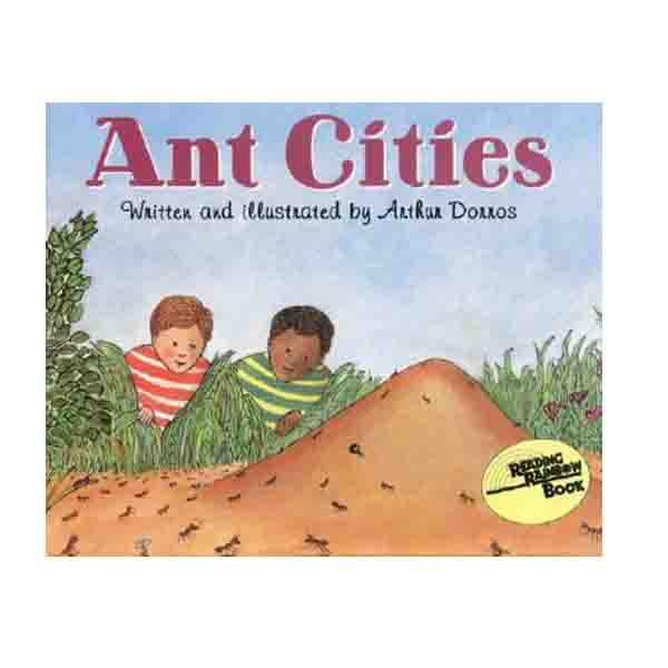 RL 3.2 : Let's Read And Find Out Science Level 2 : Ant Cities (Paperback)