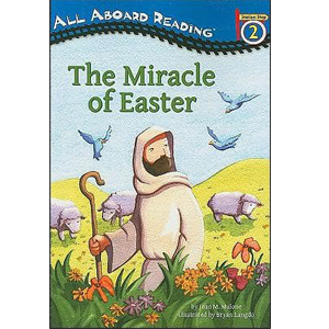 RL 3.2 : Puffin Young Readers Level 3 : The Miracle of Easter (Paperback)