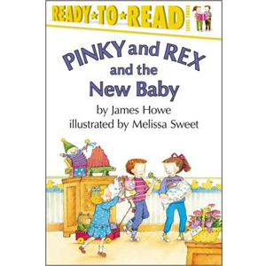 Ready To Read 3 : Pinky and Rex and the New Baby (Paperback)