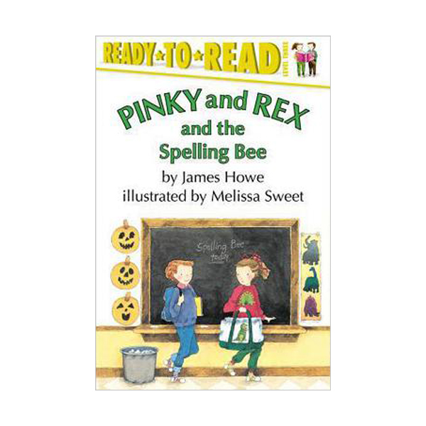 Ready to Read 3 : Pinky and Rex and the Spelling Bee (Paperback)