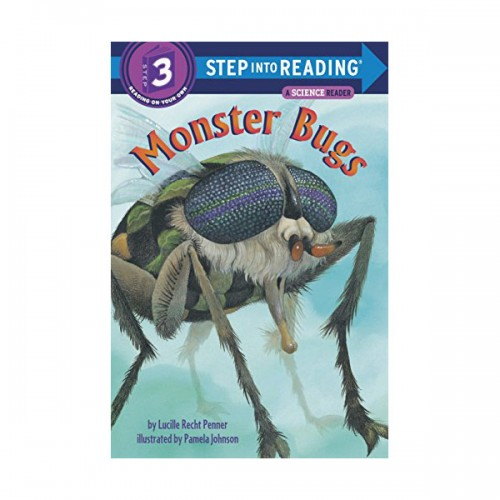 Step Into Reading 3 : Monster Bugs (Paperback)
