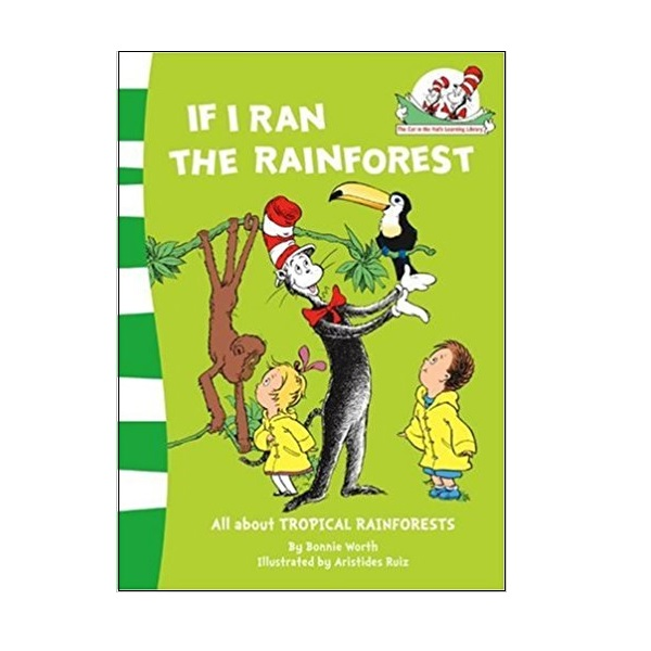 Dr. Seuss Readers : If I Ran the Rain Forest (Paperback, 영국판)