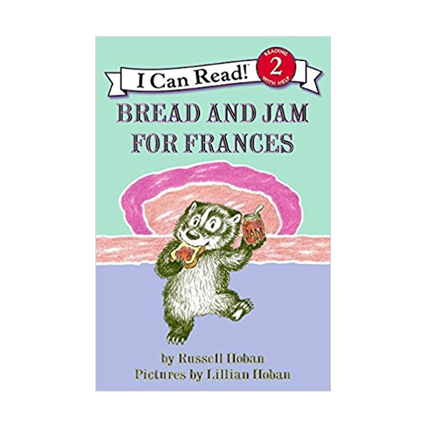 RL 3.3 : I Can Read Book Level 2 : Bread and Jam for Frances (Paperback)