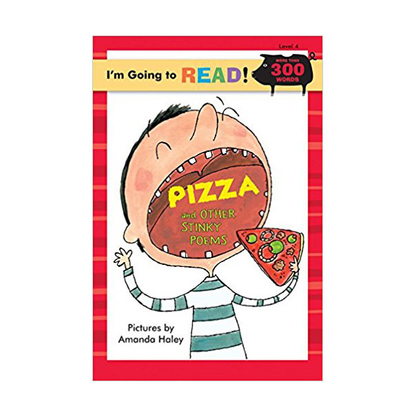 RL 3.3 : I'm Going to Read Level 4 : Pizza and Other Stinky Poems (Paperback)