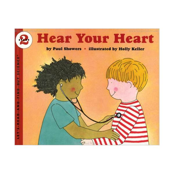RL 3.3 : Let's Read And Find Out Science 2 : Hear Your Heart (Paperback)