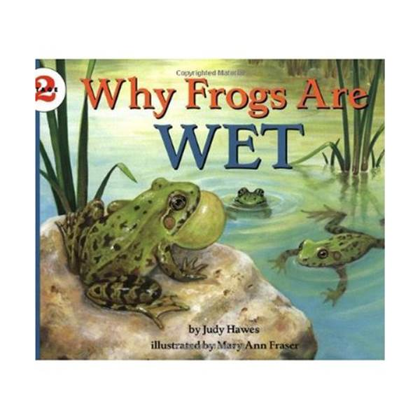 RL 3.3 : Let's Read And Find Out Science 2 : Why Frogs Are Wet (Paperback)
