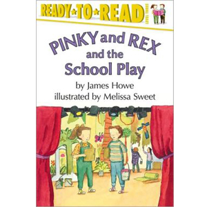 Ready To Read 3 : Pinky and Rex and the School Play (Paperback)
