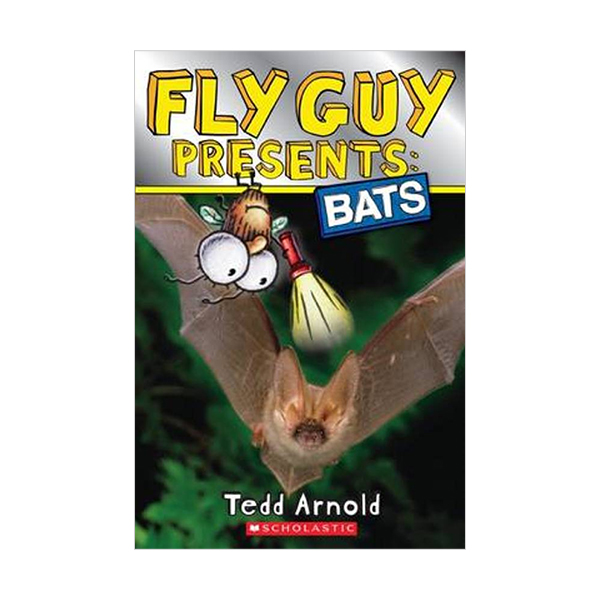 Scholastic Reader Level 2 : Fly Guy Presents : Bats (Paperback)