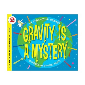 RL 3.4 : Let's Read And Find Out Science 2 : Gravity Is a Mystery (Paperback)