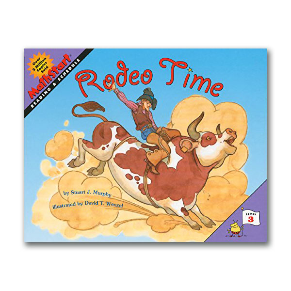 MathStart 3 : Rodeo Time (Paperback)