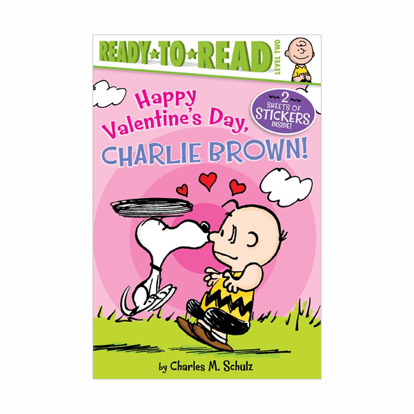 Ready to Read Level 2 : Happy Valentine's Day, Charlie Brown! (Paperback)