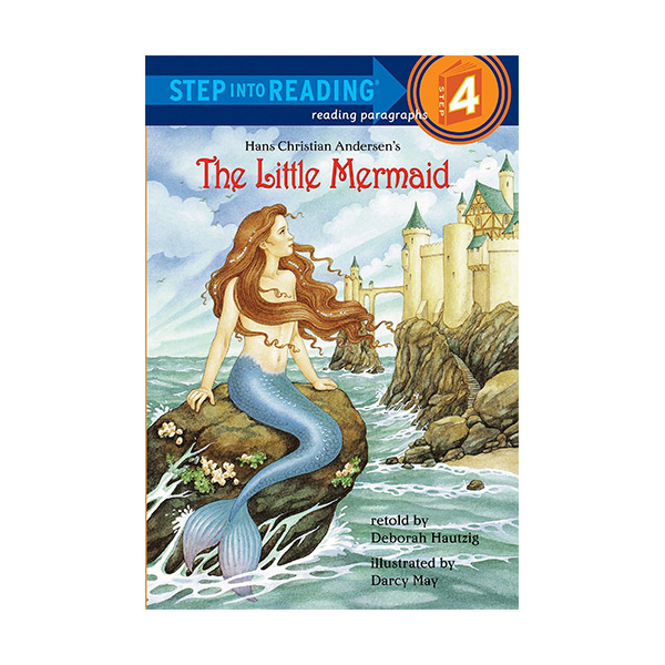 RL 3.4 : Step Into Reading 4 : Little Mermaid (Paperback)