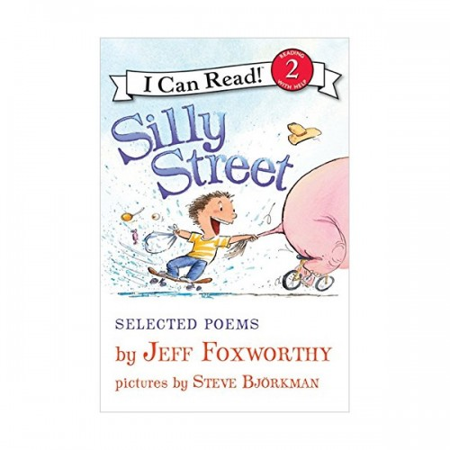 RL 3.5 : I Can Read Book Level 2 : Silly Street (Paperback)