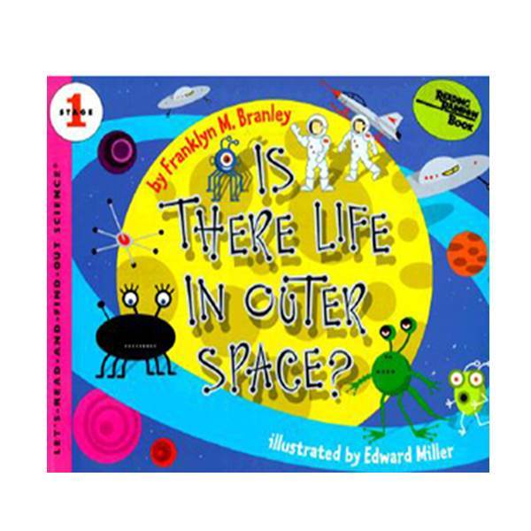 Let's Read And Find Out Science Level 1 : Is There Life in Outer Space (Paperback)