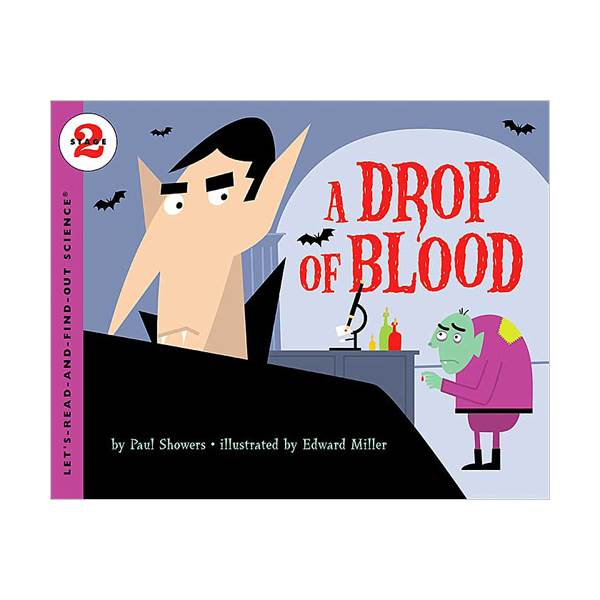 RL 3.6 : Let's Read And Find Out Science 2 : A Drop of Blood (Paperback)