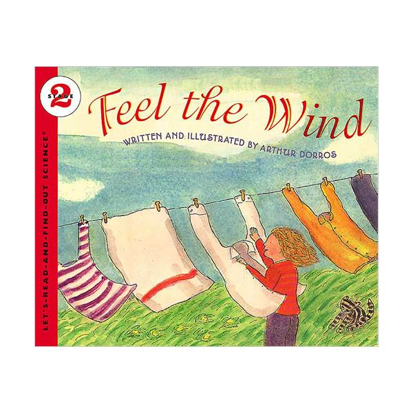 RL 3.7 : Let's Read And Find Out Science 2 : Feel the Wind (Paperback)