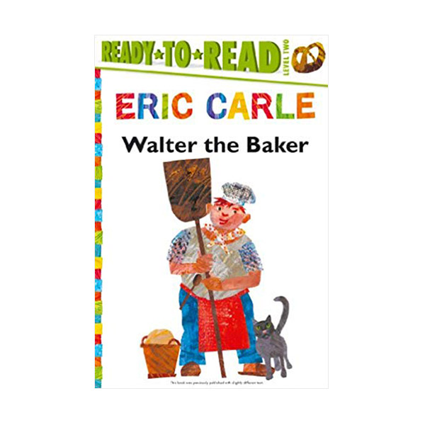 RL 3.7 : Ready to Read 2 : Walter the Baker (Paperback)