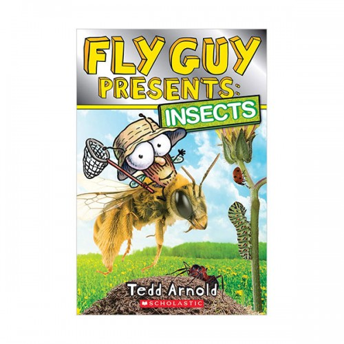 Scholastic Reader Level 2 : Fly Guy Presents : Insects (Paperback)