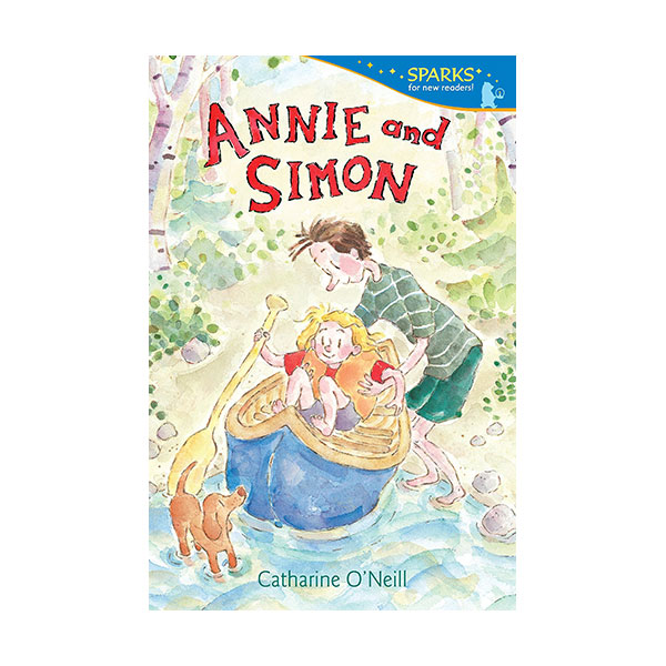 RL 2.4 : Candlewick Sparks : Annie and Simon (Paperback)