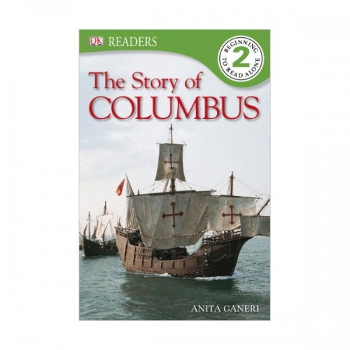 DK Readers Level 2: The Story of Christopher Columbus (Paperback)