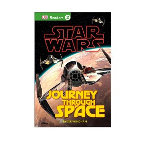 RL 3.9 : DK Readers Level 2 : Star Wars : Journey Through Space (Paperback)