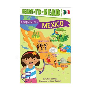 RL 3.9 : Ready To Read 2 : Living in . . . Mexico (Paperback)