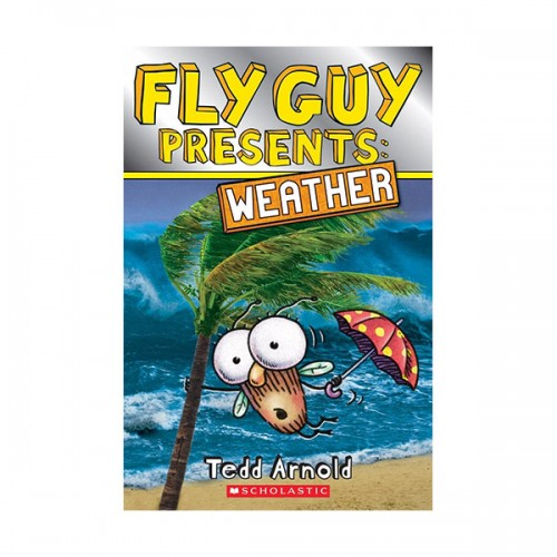 ★지구의날★ Scholastic Reader Level 2 : Fly Guy Presents : Weather (Paperback)