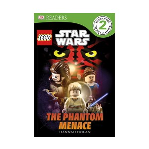 [스콜라스틱] DK Readers: LEGO Star Wars Episode : Phantom Menace (Paperback)