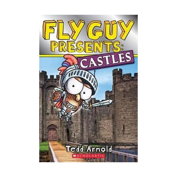 RL 4.1 : Scholastic Reader Level 2 : Fly Guy Presents : Castles (Paperback)