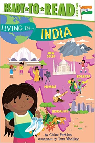 RL 4.2 : Ready To Read 2 : Living in . . . India (Paperback)