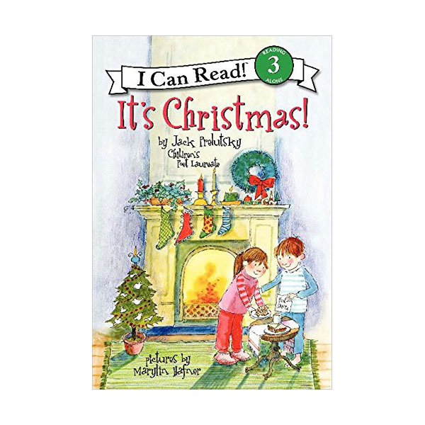 RL 4.3 : I Can Read Book Level 3 : It's Christmas! (Paperback)
