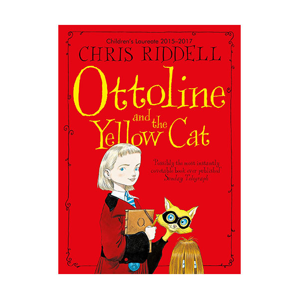 RL 4.3 : Ottoline and the Yellow Cat (Paperback, 영국판)