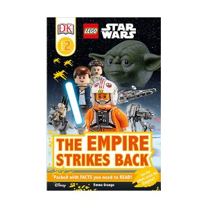RL 4.4 : DK Readers Level 2 : LEGO Star Wars : Empire Strikes Back (Paperback)