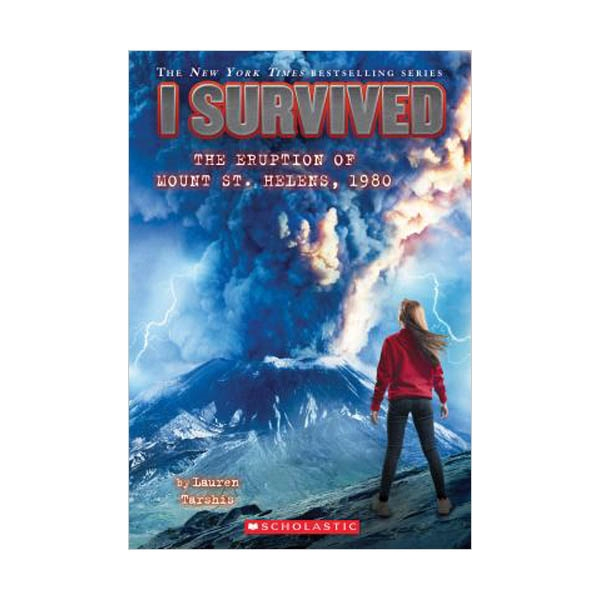 I Survived #14 : I Survived the Eruption of Mount St. Helens 1980 (Paperback)