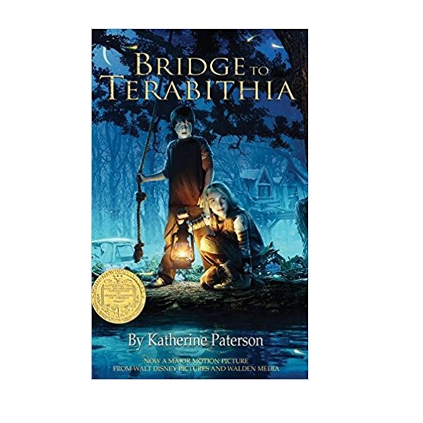 RL 4.6 : Bridge to Terabithia (Paperback, Newbery, Movie Tie-in Edition)