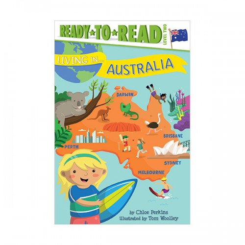 RL 4.6 : Ready To Read 2 : Living in . . . Australia (Paperback)