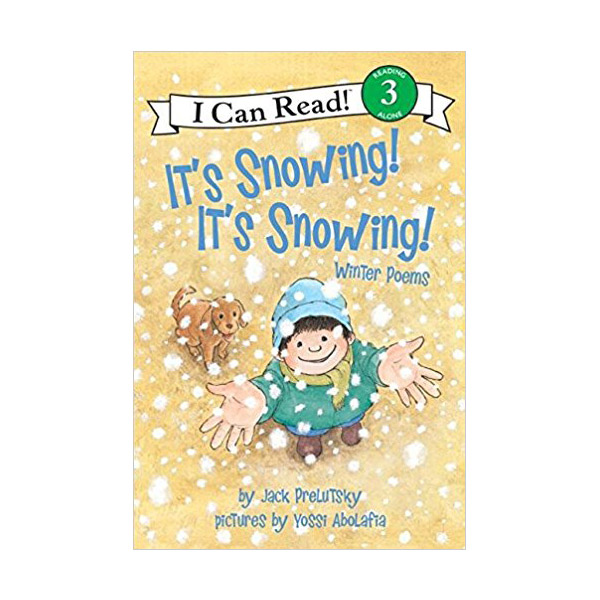 RL 4.7 : I Can Read Level 3 : It's Snowing! It's Snowing! (Paperback)