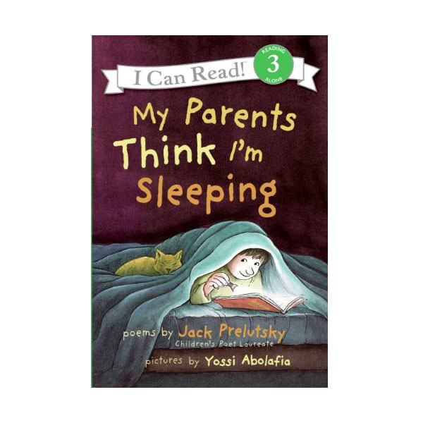 RL 4.8 : I Can Read Level 3 : My Parents Think I'm Sleeping (Paperback)