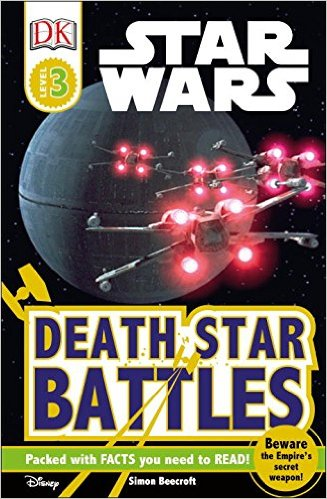 RL 5.3 : DK Readers Level 3 : Star Wars : Death Star Battles (Paperback)