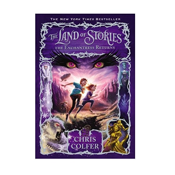 RL 5.3 : The Land of Stories #2 : The Enchantress Returns (Paperback)