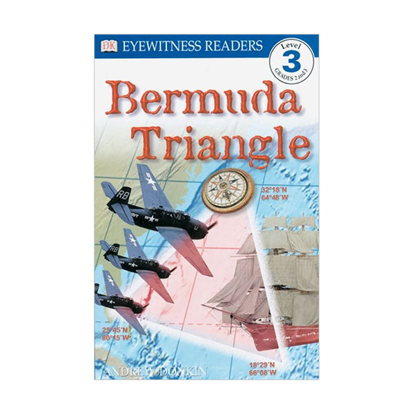 DK Readers Level 3 : Bermuda Triangle (Paperback)