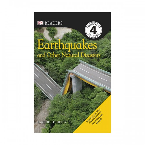 RL 5.4 : DK Readers Level 4 : Earthquakes and Other Natural Disasters (Paperback)