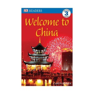 RL 5.6 : DK Readers Level 3: Welcome to China (Paperback)