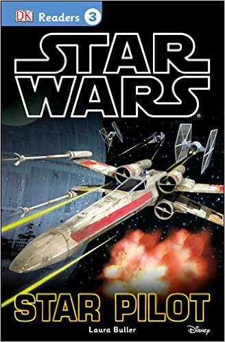 RL 5.9 : DK Readers Level 3 : Star Wars : Star Pilot (Paperback)