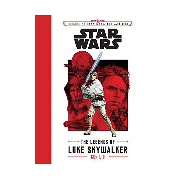 RL 6.9 : Journey to Star Wars: The Last Jedi The Legends of Luke Skywalker (Hardcover)