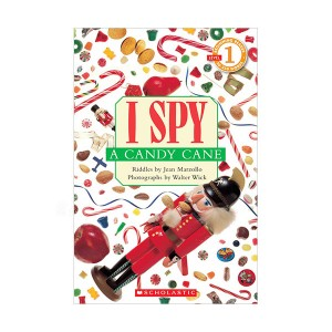 Scholastic Reader Level 1 : I Spy A Candy Cane (Paperback)