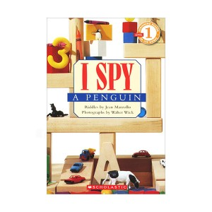 Scholastic Reader Level 1 : I Spy a Penguin (Paperback)