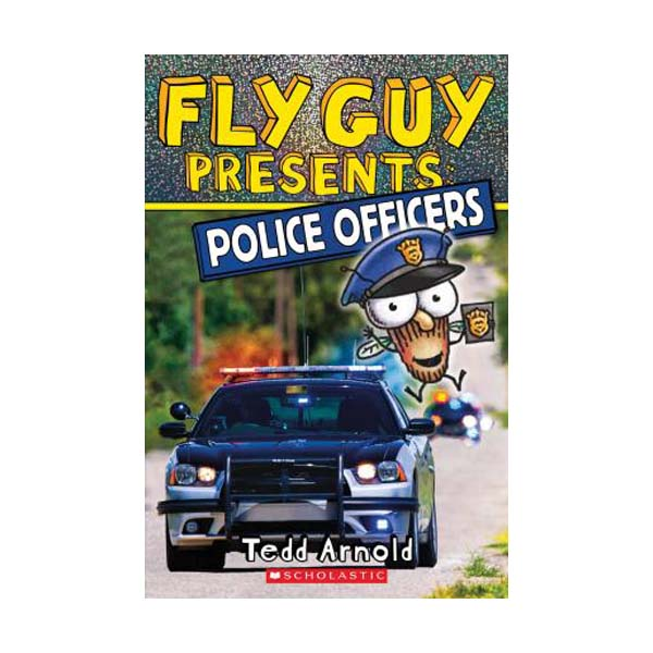 Scholastic Reader Level 2 : Fly Guy Presents : Police Officers (Paperback)