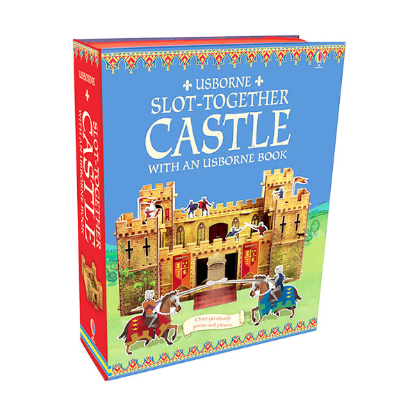 Slot Together Castle (Activity Book, 영국판)